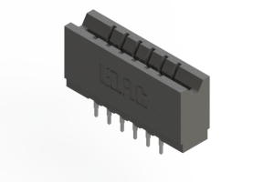 737-012-520-206 - Press-Fit Card Edge Connectors