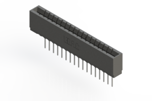 737-017-540-101 - Press-fit Card Edge Connector