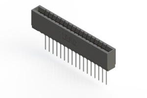 737-017-541-101 - Press-fit Card Edge Connector