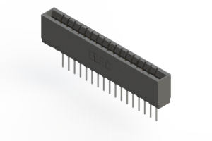 737-017-545-101 - Press-fit Card Edge Connector