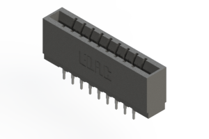 737-018-520-201 - Press-fit Card Edge Connector