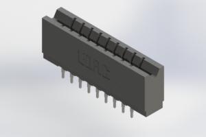 737-018-520-206 - Press-Fit Card Edge Connectors