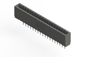 737-018-522-101 - Press-fit Card Edge Connector