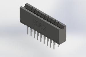 737-018-522-206 - Press-Fit Card Edge Connectors