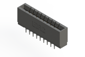 737-018-525-201 - Press-fit Card Edge Connector