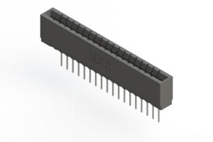 737-018-540-101 - Press-fit Card Edge Connector