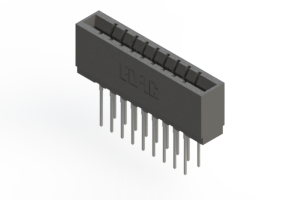 737-018-540-201 - Press-fit Card Edge Connector