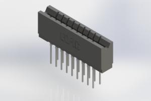 737-018-540-206 - Press-Fit Card Edge Connectors