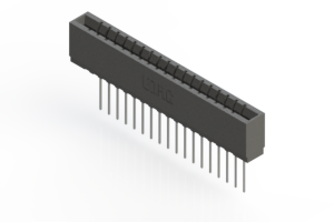 737-018-541-101 - Press-fit Card Edge Connector
