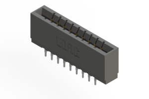 737-018-560-201 - Press-fit Card Edge Connector