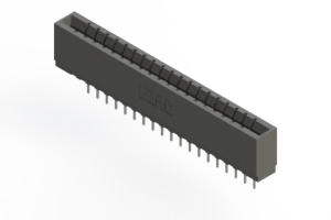 737-019-522-101 - Press-fit Card Edge Connector
