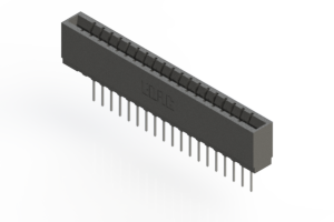 737-019-540-101 - Press-fit Card Edge Connector