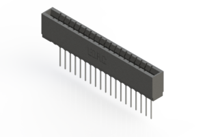737-019-541-101 - Press-fit Card Edge Connector