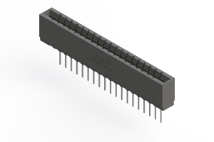 737-019-545-101 - Press-fit Card Edge Connector