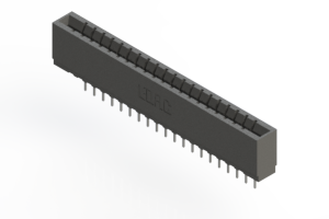 737-020-522-101 - Press-fit Card Edge Connector