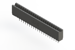 737-020-522-106 - Press-fit Card Edge Connector