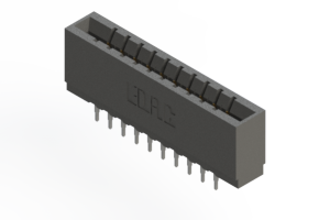 737-020-525-201 - Press-fit Card Edge Connector