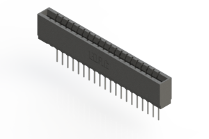 737-020-540-101 - Press-fit Card Edge Connector