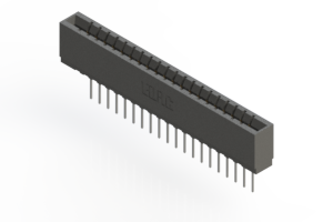 737-020-545-101 - Press-fit Card Edge Connector