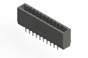 737-020-560-201 - Press-fit Card Edge Connector
