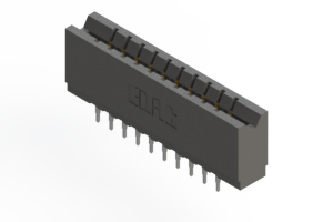 737-020-560-206 - Press-fit Card Edge Connector