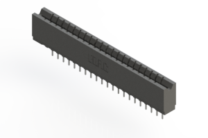 737-021-522-106 - Press-fit Card Edge Connector
