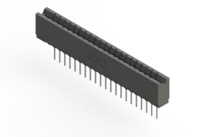 737-021-540-106 - Press-fit Card Edge Connector