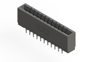 737-022-520-201 - Press-fit Card Edge Connector