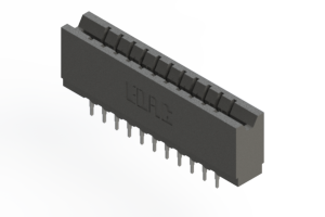 737-022-520-206 - Press-fit Card Edge Connector