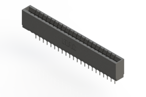 737-022-522-101 - Press-fit Card Edge Connector
