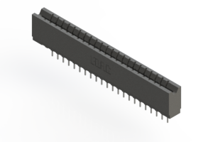 737-022-522-106 - Press-fit Card Edge Connector