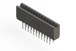 737-022-522-206 - Press-fit Card Edge Connector