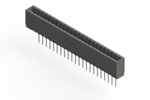 737-022-540-101 - Press-fit Card Edge Connector