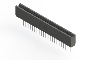 737-022-540-106 - Press-fit Card Edge Connector