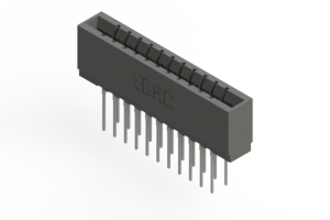 737-022-540-201 - Press-fit Card Edge Connector