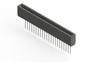 737-022-541-101 - Press-fit Card Edge Connector