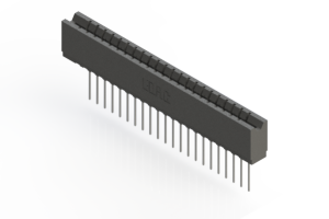737-022-541-106 - Press-fit Card Edge Connector