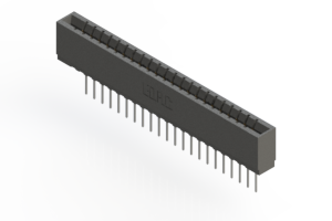 737-022-545-101 - Press-fit Card Edge Connector