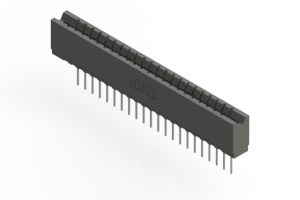 737-022-545-106 - Press-fit Card Edge Connector