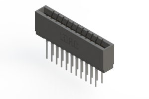 737-022-545-201 - Press-fit Card Edge Connector