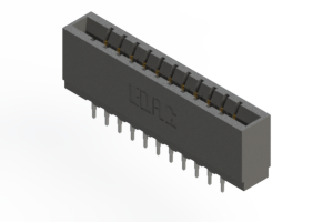 737-022-560-201 - Press-fit Card Edge Connector