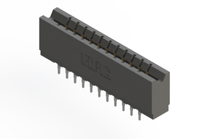737-022-560-206 - Press-fit Card Edge Connector
