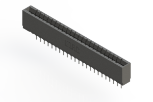 737-023-522-101 - Press-fit Card Edge Connector
