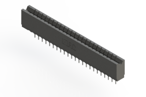 737-023-522-106 - Press-fit Card Edge Connector