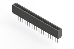 737-023-540-101 - Press-fit Card Edge Connector
