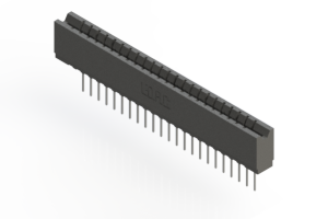 737-023-540-106 - Press-fit Card Edge Connector