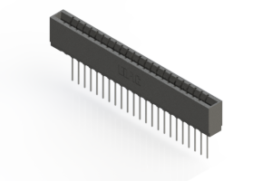 737-023-541-101 - Press-fit Card Edge Connector