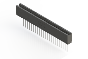 737-023-541-106 - Press-fit Card Edge Connector