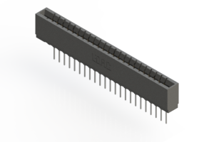 737-023-545-101 - Press-fit Card Edge Connector