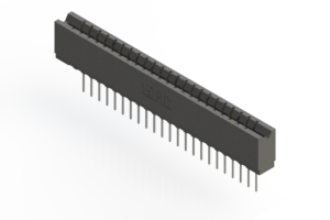 737-023-545-106 - Press-fit Card Edge Connector